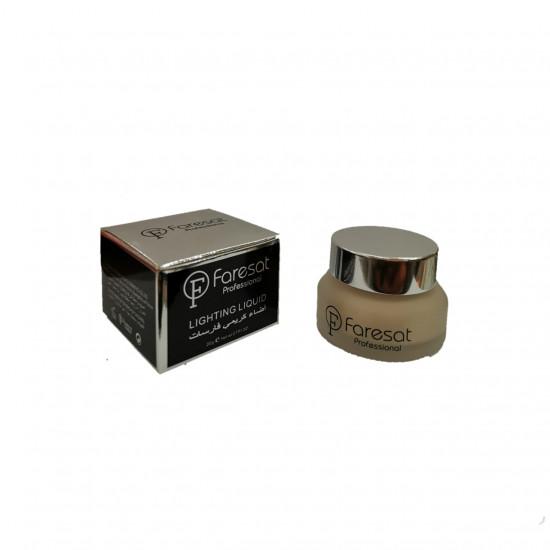 Farsat Creamy Liquid Highlighter - 02