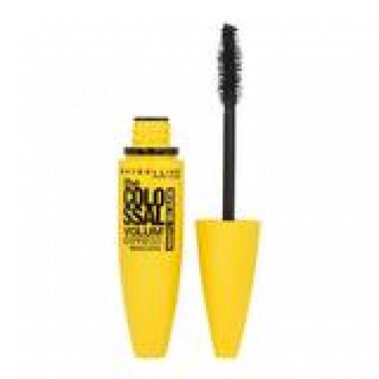 Maybelline mascara yellow-black